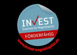 offizielles INVEST Logo